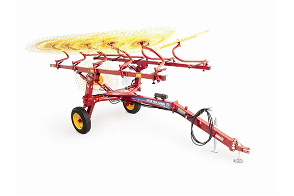 New Holland | ProCart and ProCart Plus Deluxe Carted Wheel Rakes | Model 1022 10-Wheel