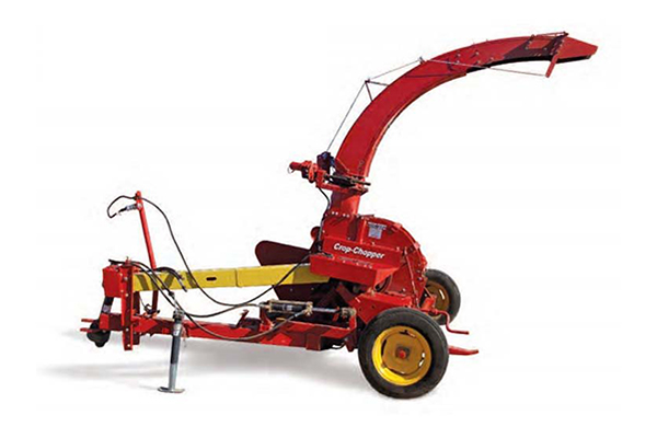 New Holland | Forage Equipment | Crop Chopper® Flail Harvester