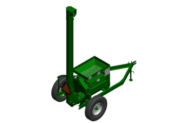 Art's Way | Portable Roller Mill | Model PRM 20