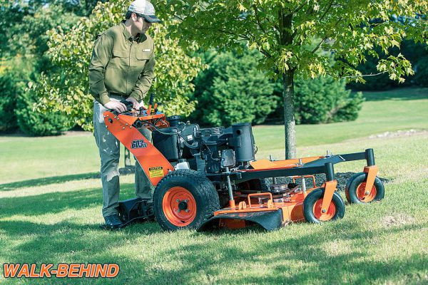 Bad Boy Mowers | Professional-Grade Commercial Zero-Turn Bad Boy Mowers | Walk-Behind Zero Turn Mower
