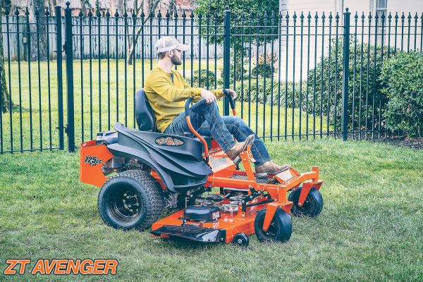 Bad Boy Mowers | Commercial Quality, Residential Grade Zero-Turn Bad Boy Mowers | ZT AVENGER