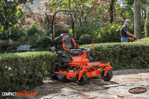 Bad Boy Mowers | Professional-Grade Commercial Zero-Turn Bad Boy Mowers | Compact Outlaw Lawn Mowers