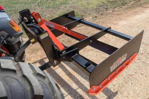 Bad Boy Mowers | 3-Point Hitch Implements | Model Land Grader