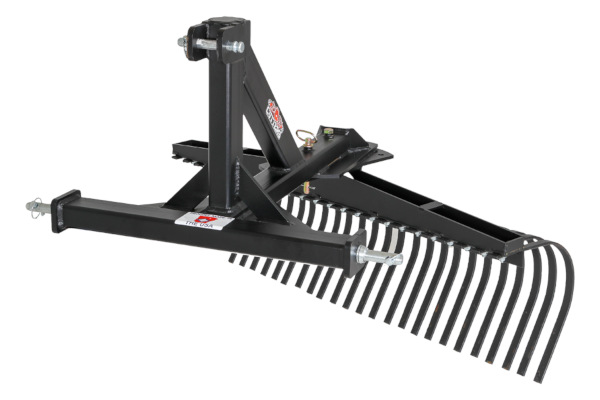 Bad Boy Mowers | 3-Point Hitch Implements | Model Landscape Rake