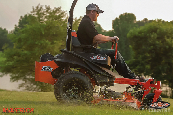 Bad Boy Mowers 747cc Air-Cooled Kohler® Confidant