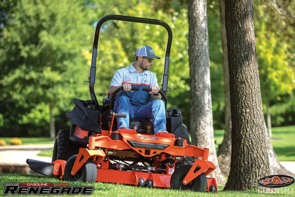Bad Boy Mowers | Professional-Grade Commercial Zero-Turn Bad Boy Mowers | Renegade Gas Lawn Mowers