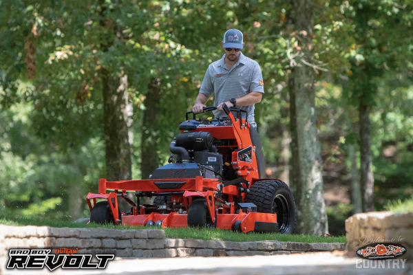 Bad Boy Mowers | Professional-Grade Commercial Zero-Turn Bad Boy Mowers | Revolt Stand On Lawn Mowers