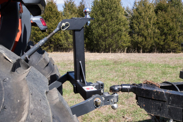 Bad Boy Mowers | 3-Point Hitch Implements | Model 3 Pt Trailer Mover