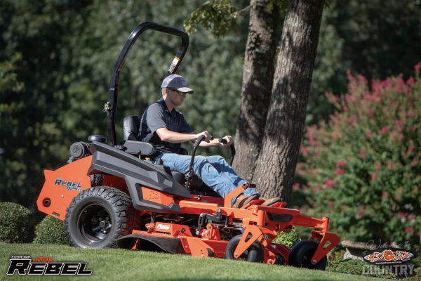 Bad Boy Mowers 824CC Yamaha® 27HP