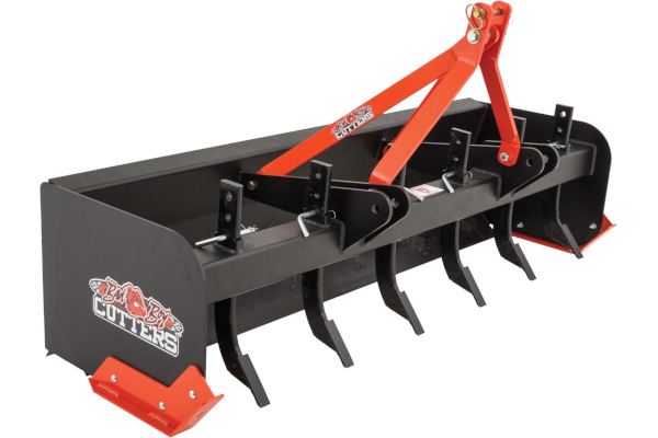 Bad Boy Mowers | 3-Point Hitch Implements | Model Box Blade