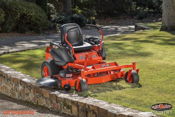 Bad Boy Mowers | Commercial Quality, Residential Grade Zero-Turn Bad Boy Mowers | MZ Magnum