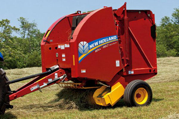 New Holland | Roll-Belt Round Balers | Model Roll-Belt 450 Utility