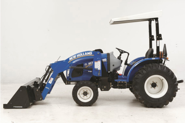New Holland | Economy Compact Loaders | Model 140TL