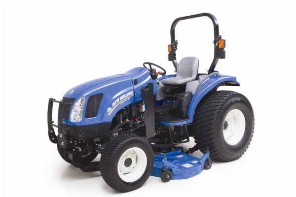 New Holland | Mid-Mount Finish Mowers | Model 372GMS