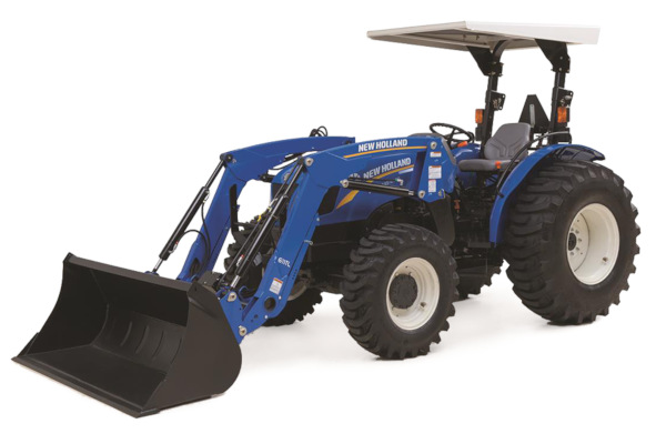 New Holland | Front Loaders & Attachments | 600TL Series