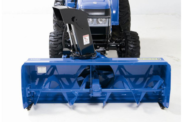 New Holland | Front Snow Blowers | Model 63CSH