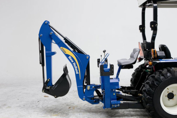 New Holland | Utility Backhoes | Model 930GH