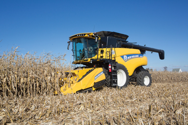 New Holland | Corn Heads | Model 980CR Rigid Corn Header - 6 rows