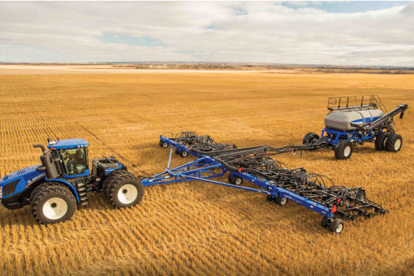 New Holland | Tillage and Seeding Equipment | Air Hoe Drills