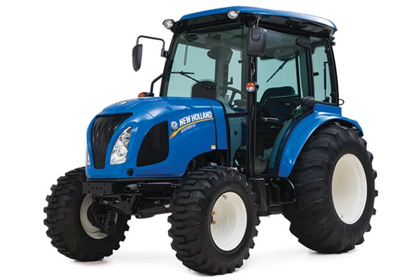 New Holland | Tractors & Telehandlers | Boomer 35-55 HP Series