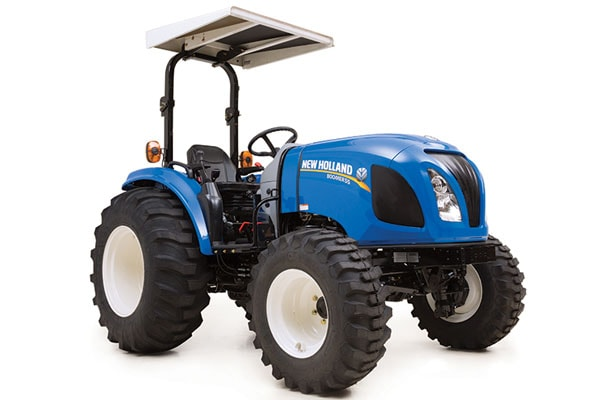 New Holland | Boomer 35-55 HP Series | Model Boomer 55 (T4B)
