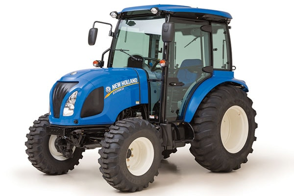 New Holland | Boomer 35-55 HP Series | Model Boomer 55 Cab (T4B)