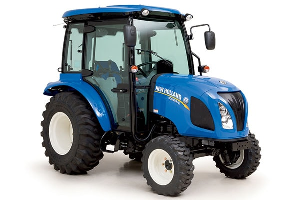 New Holland | Boomer 35-55 HP Series | Model Boomer 50 Cab (T4B)