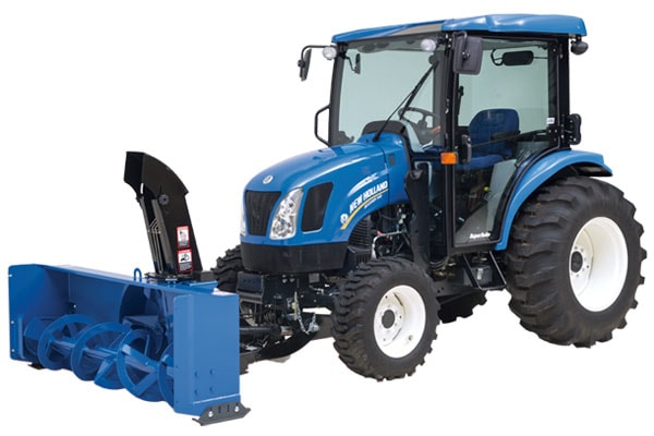 New Holland Boomer™ Deluxe CVT 45D