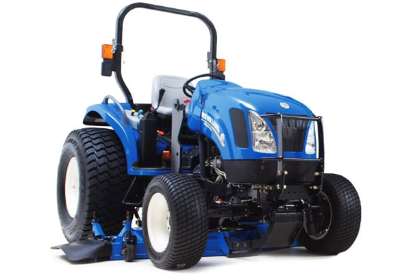 New Holland | Boomer™ EasyDrive™ | Model Boomer™ Deluxe CVT 46D