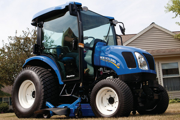 New Holland | Boomer™ EasyDrive™ | Model Boomer™ Deluxe CVT 50D