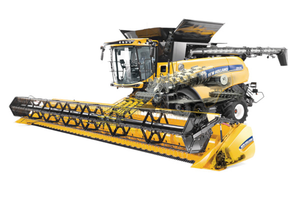New Holland CR8.90 Opti-Clean