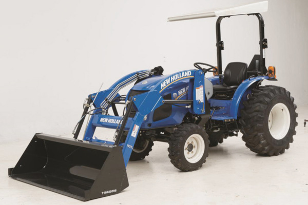 New Holland | Front Loaders & Attachments | Economy Compact Loaders