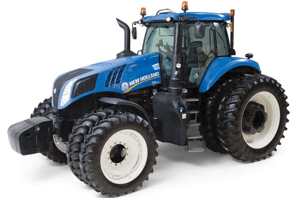New Holland | Tractors & Telehandlers | Genesis T8 Series - Tier 4B
