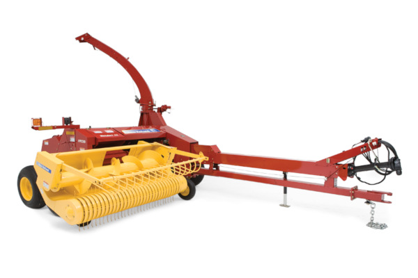 New Holland | Forage Equipment | PT Forage Harvesters