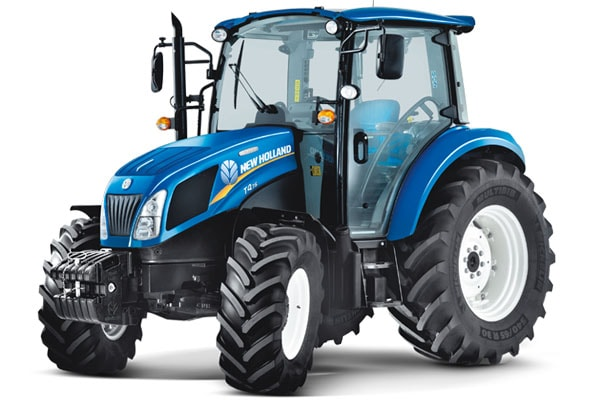 New Holland | Tractors & Telehandlers | PowerStar™ T4 Series