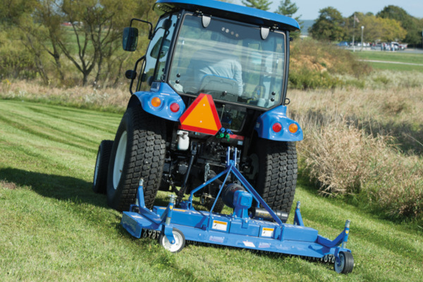 New Holland | Front Loaders & Attachments | Rear-Mount Finish Mowers