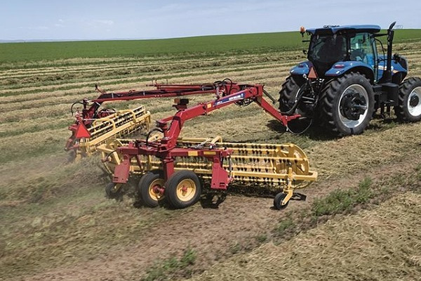 New Holland 230 TWIN BASKET