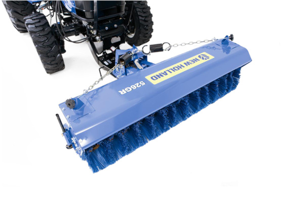 New Holland | Front Loaders & Attachments | Rotary Brooms