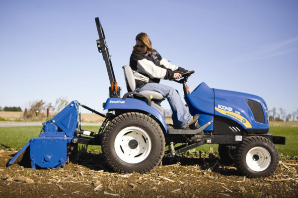 New Holland | Front Loaders & Attachments | Rotary Tillers