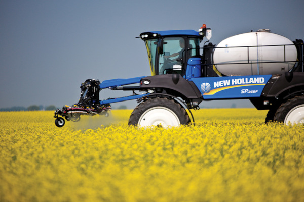 New Holland SP370F