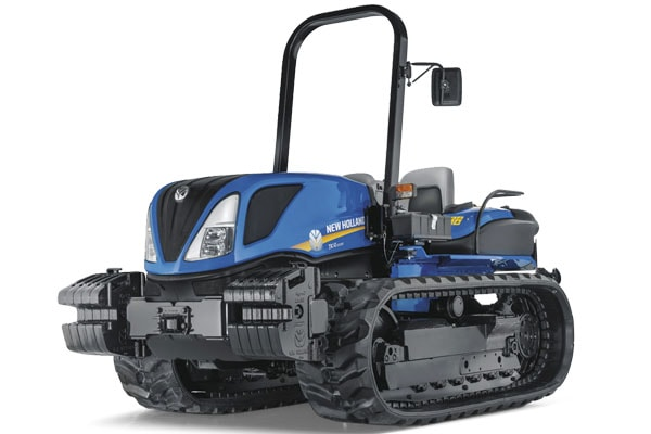 New Holland | Tractors & Telehandlers | TK4 Crawler
