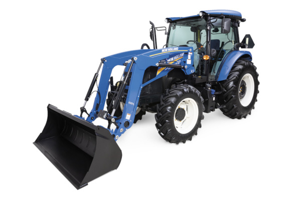New Holland | Tractors & Telehandlers | WORKMASTER™ 95,105 AND 120