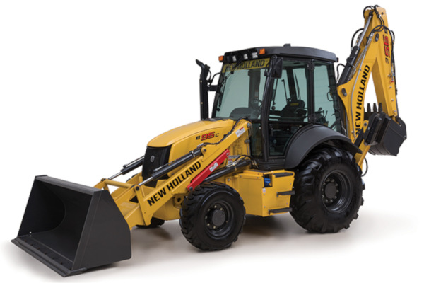 New Holland B95C