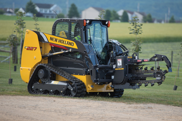 New Holland | Compact Track Loaders | Model C227