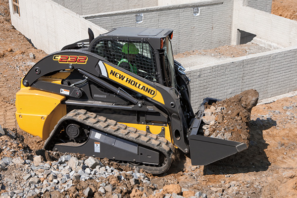 New Holland | Compact Track Loaders | Model C232