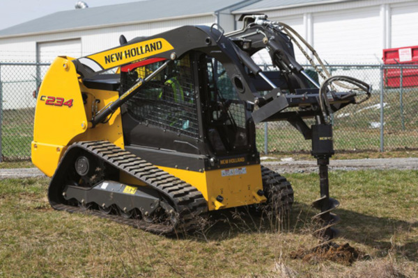 New Holland | Compact Track Loaders | Model C234