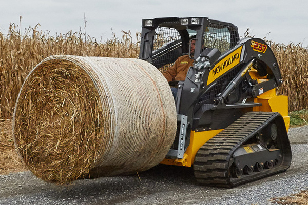 New Holland | Compact Track Loaders | Model C237