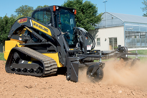 New Holland | Compact Track Loaders | Model C238
