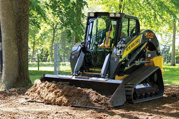New Holland | Compact Track Loaders | Model C245