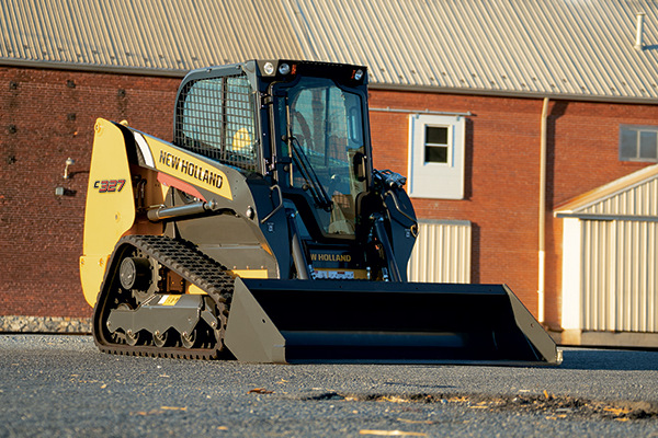 New Holland C327